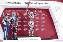 Brem e Hirscher, per l'Austria è festa gigante