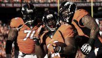 Los Broncos sufrieron más de la cuenta ante los Bills
