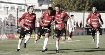 Brasil de Pelotas domina partida e vence Paraná na estreia da Série B