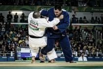 Judô: Em luta relâmpago, Willians Araújo perde para Tuledibaev e fica com a prata