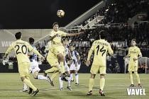 Leganés - Villarreal: puntuaciones del Villarreal, jornada 14 de La Liga