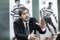 """Bruno de Carvalho: """"Tengo una fe inquebrantable en el trabajo que veo diariamente"""""""
