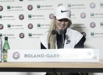 French Open 2016: Bouchard starts off with impressive win