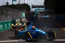 Formula E, Buemi fa tris in Argentina