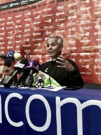 Sergio Bueno, sin problemas con los temas extra cancha