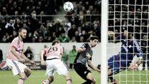 El Mönchengladbach se topa con Buffón