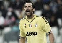 Buffon commits to life with the Old lady