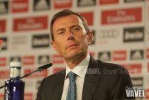 """Butragueño: """"Las lesiones de Bale y Modric nos preocupan mucho"""""""