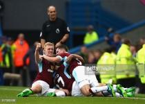 Burnley 2-1 Everton: Hosts grab a last minute winner against the run of play