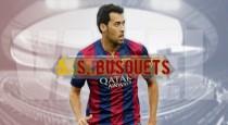 Resúmenes FC Barcelona 2015/16: Sergio Busquets: El timón azulgrana volvió a guiar a la nave culé