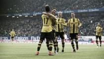 Bundesliga - Vola il Dortmund di Aubameyang, Bayern bloccato in casa. Vincono Leverkusen ed Eintracht