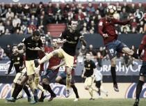 Osasuna - Atlético de Madrid: puntuaciones de Osasuna, jornada 13 La Liga
