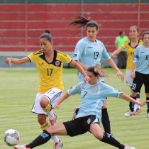 La tricolor femenina debutó con victoria en la Copa América