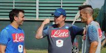 """Napoli, parla Benitez : """"Basta fischi, tutti uniti verso lo Scudetto"""""""