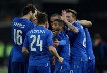 Finlandia será el último rival de la 'Azzurra' antes de la Eurocopa