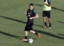 """Andrea Belotti: """"Ante Francia será un partido muy difícil"""""""