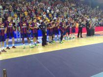 El FC Barcelona deja sin 'Europa' al Ademar León