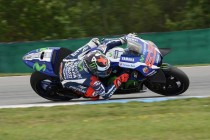 MotoGP, nei test a Brno Lorenzo davanti a tutti