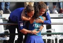Fed Cup - Italia avanti 2-0, il quadro generale