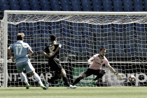 La Lazio le hace un set al Palermo