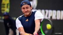 ATP Budapest, Lorenzi si gioca l'accesso in finale con Pouille