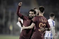 Pescara 1-4 Roma: Salah mantiene a la Roma en Champions