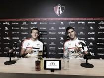 """José Madueña y Daniel Álvarez: """"Atlas está preparado para pelear grandes cosas"""""""
