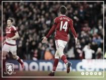 Middlesbrough recuperó la confianza a corto plazo