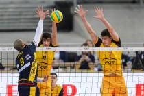Volley M - In Cev Champions League vincono l'Azimut Modena in trasferta e la Lube Civitanova Marche in casa