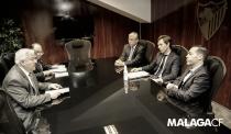 Aprobadas las cuentas anuales del Málaga de la temporada pasada