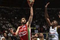 Lega Basket - Milano vince il derby contro Cantù (79-85)