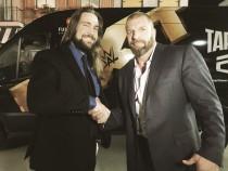 Chris Hero regresa a WWE NXT
