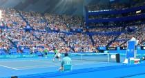 Tennis, Hopman Cup - Bentornato Roger! Evans battuto, 1-0 Svizzera