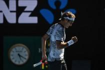 Australian Open 2017 - Federer batte Rubin, terzo turno con Berdych