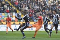 La Roma porta a casa altri tre punti: a Udine decide Nainggolan