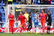 RCD Espanyol - Granada CF, puntuaciones del Granada CF, jornada 19