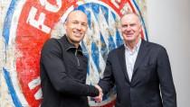 Arjen Robben pens Bayern extension