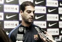 """Gerard López: """"El Gavá sabe que no tiene nada que perder y mucho que ganar"""""""