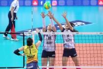 Volley F - In Cev Champions League vincono la Liu Jo Normdmeccanica Modena e l'Imoco Conegliano