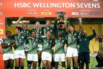 South Africa claim Wellington Sevens title