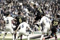 La defensa del Espanyol no basta para parar al líder