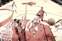 Bulls dominam Raptors, vencem em casa e buscam vaga nos playoffs