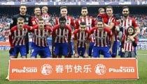 Atlético de Madrid - SD Eibar: puntuaciones Atlético, jornada 23 de Primera División