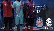 Con ropa nueva para el debut de la Copa