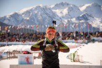 Dahlmeier and Schempp lead Germany to Mass Start golden double on final day of 2017 Biathlon World Championships