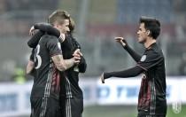 Serie A - Il Milan rimane attaccato al treno per l'Europa