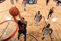 All-Star Game da NBA conta com grandes jogadas e bate recorde de pontos