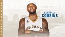 Sacramento Kings aceita oferta do New Orleans Pelicans e troca DeMarcus Cousins
