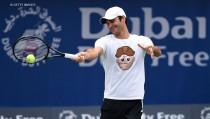 ATP Dubai - Nel pomeriggio tocca a Federer, fuori Seppi