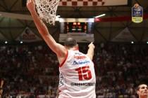 Legabasket Serie A - Milano incerottata cade a Pistoia: finisce 85-74 per la Flexx
